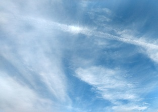 chemtrail recent Texas